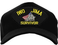 IWO JIMA SURVIVOR HAT