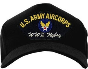 U.S.ARMY AIR CORPS WWII FLYBOY HAT