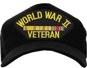 WORLD WAR II VET (PACIFIC) HAT