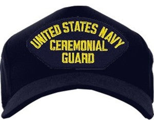 UNITED STATES NAVY CEREMONIAL GUARD HAT - HATNPATCH