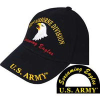 101ST SCREAMING EAGLE HAT