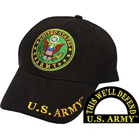 US ARMY LOGO HAT - HATNPATCH