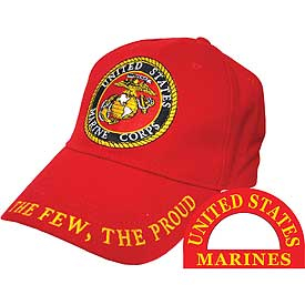 THE FEW THE PROUD RED HAT