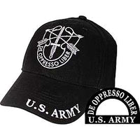 US ARMY SPECIAL FORCES HAT - HATNPATCH