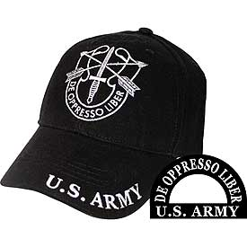 US ARMY SPECIAL FORCES HAT