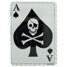 Death Card Vietnam Decal - HATNPATCH