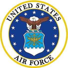 USAF Logo Air Force Patch