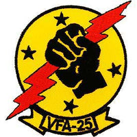 VFA-25 Navy Patch - HATNPATCH