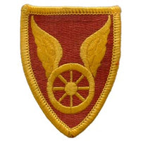 124th Transportation Army Patch