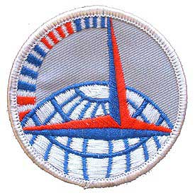 AIR TRANS.COMMAND Air Force Patch - HATNPATCH