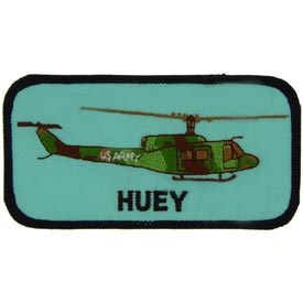 Huey UH-1 Helo Patch - HATNPATCH