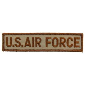 U.S. AIR FORCE,TAB DESERT Patch