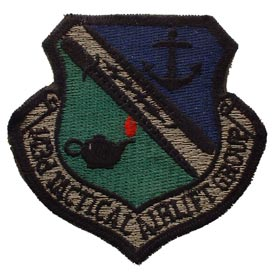 143RD Tactical Air (SUBDUED) Air Force Patch - HATNPATCH