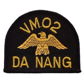 VMO 2 Da Nang Vietnam Patch - HATNPATCH