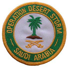 DESERT STORM PATCH - HATNPATCH