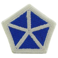 5th Corps Army Patch