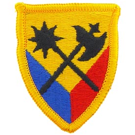 194th Armored Brigade Army Patch - HATNPATCH