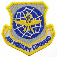Air Mobility Command Air Force Patch - HATNPATCH