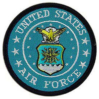 Air Force Logo 2 Patch - HATNPATCH