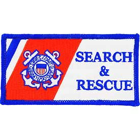 Search and Rescue Coast Guard Air Station Patch - HATNPATCH