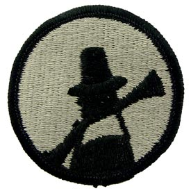 94th Reserve Command Grey Army Patch - HATNPATCH