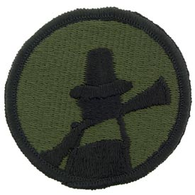94th Reserve Command OD Subd Army Patch