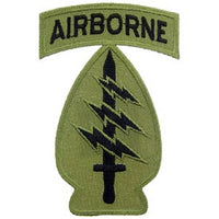 Special Forces Airborne OD Subd Army Patch - HATNPATCH