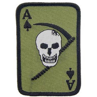 Death Card Spade OD Patch - HATNPATCH