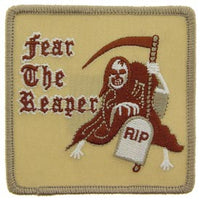 Fear The Reaper Desert Patch