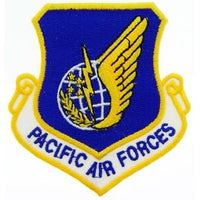 Pacific Air Force Patch - HATNPATCH