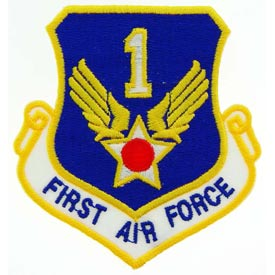 First Air Force Patch - HATNPATCH