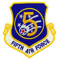 Fifth Air Force Patch - HATNPATCH
