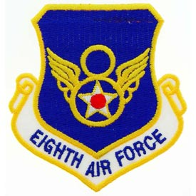 Eighth Air Force Patch - HATNPATCH