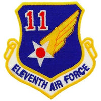 Eleventh Air Force Patch - HATNPATCH