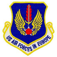 US Air Forces in Europe Patch - HATNPATCH