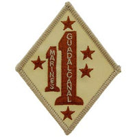 1st Marine Regiment Desert Patch