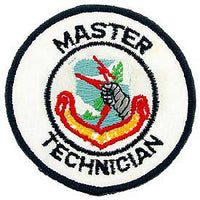 Master Technician Strategic Air Command Air Force Patch - HATNPATCH