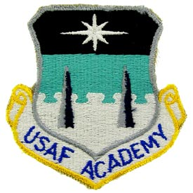 USAF Academy Air Force Patch - HATNPATCH