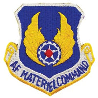 AF Material Command Air Force Patch