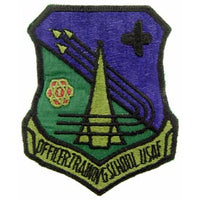 Officer Training School USAF Subd Air Force Patch - HATNPATCH