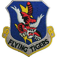 Flying Tigers Air Force Patch - HATNPATCH