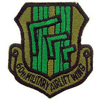 60th Military Airlift Wing Subd Air Force Patch - HATNPATCH