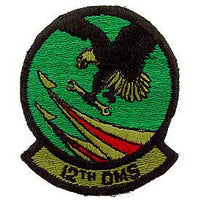 12th DMS Subd Air Force Patch - HATNPATCH