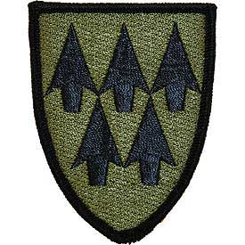 32d Air and Missile Defense Command OD Subd Army Patch - HATNPATCH
