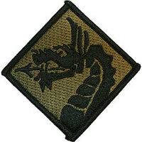 18th Corps OD Subd Army Patch - HATNPATCH