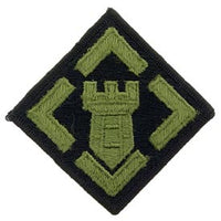 20th Engineer Brigade OD Subd Army Patch - HATNPATCH