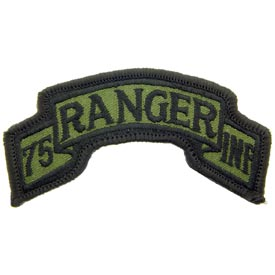 75th Ranger Inf OD Subd Army Patch - HATNPATCH