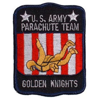 Golden Knights Army Patch