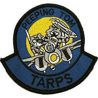 TARPS Peeping Tom Navy Patch - HATNPATCH