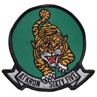 ATKRON VA-65 Navy Patch - HATNPATCH